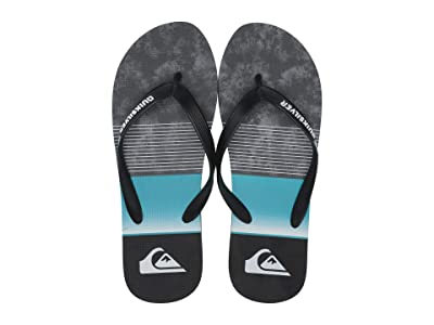 Quiksilver Molokai Print (Black/Blue/Grey 3) Men