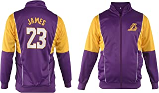 James LA Basketball Lebron Tracksuit (Jacket or Tracksuit with Pants) Youth Sizes Premium Quality Los Angeles