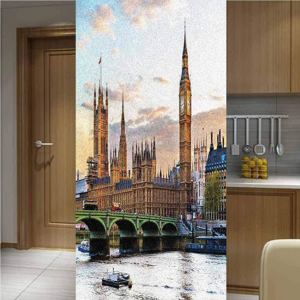 Poppy Ramsden London ! Super beauty product restock quality top! Decoration Privacy One Pi Glass Window low-pricing Film