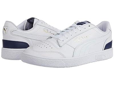 PUMA Ralph Sampson Lo (Puma White/Puma White/Puma White) Men
