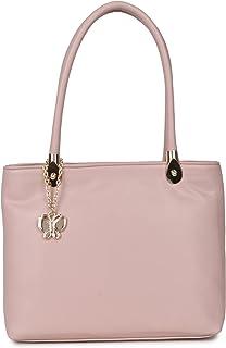 Butterflies Women Handbag (Peach) (BNS 0654PCH)