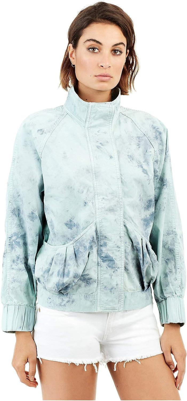 True Religion Women's Sales Marble Utility Sage San Antonio Mall Jacket Astro