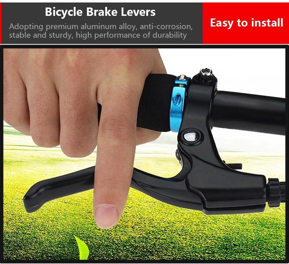 VGEBY1 Leva del Freno della Bici Manubrio del Freno della Bici Maniglia della Frizione della Bici di Montagna della Lega di Alluminio Ultraleggera