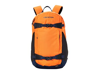 Burton Day Hiker 25L Backpack (Orangeade Triple Ripstop Cordura) Backpack Bags