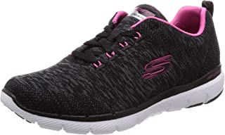 Best skechers black and pink trainers Reviews