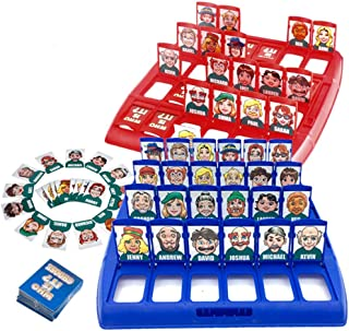 それは誰ですか古典的なボードゲーム、面白い家族推測ゲーム子供子供おもちゃギフト