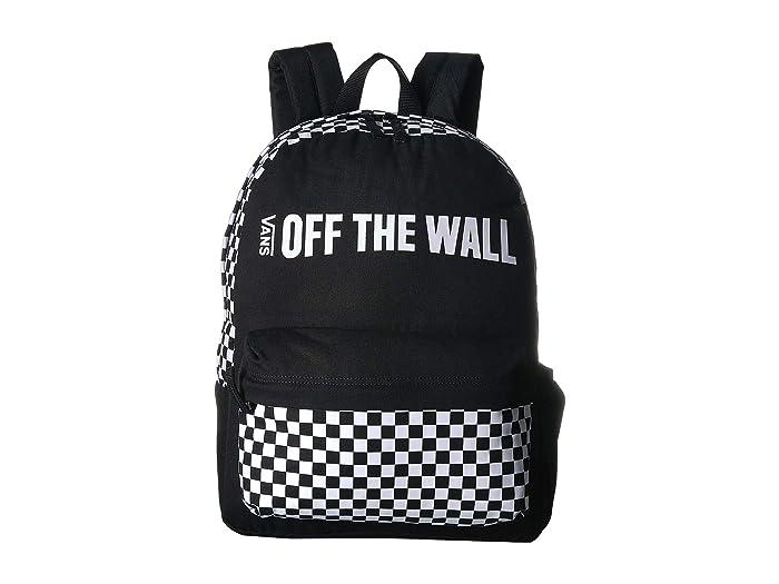 0c0ad24ea26 Vans Central Realm Backpack (Black) Backpack Bags