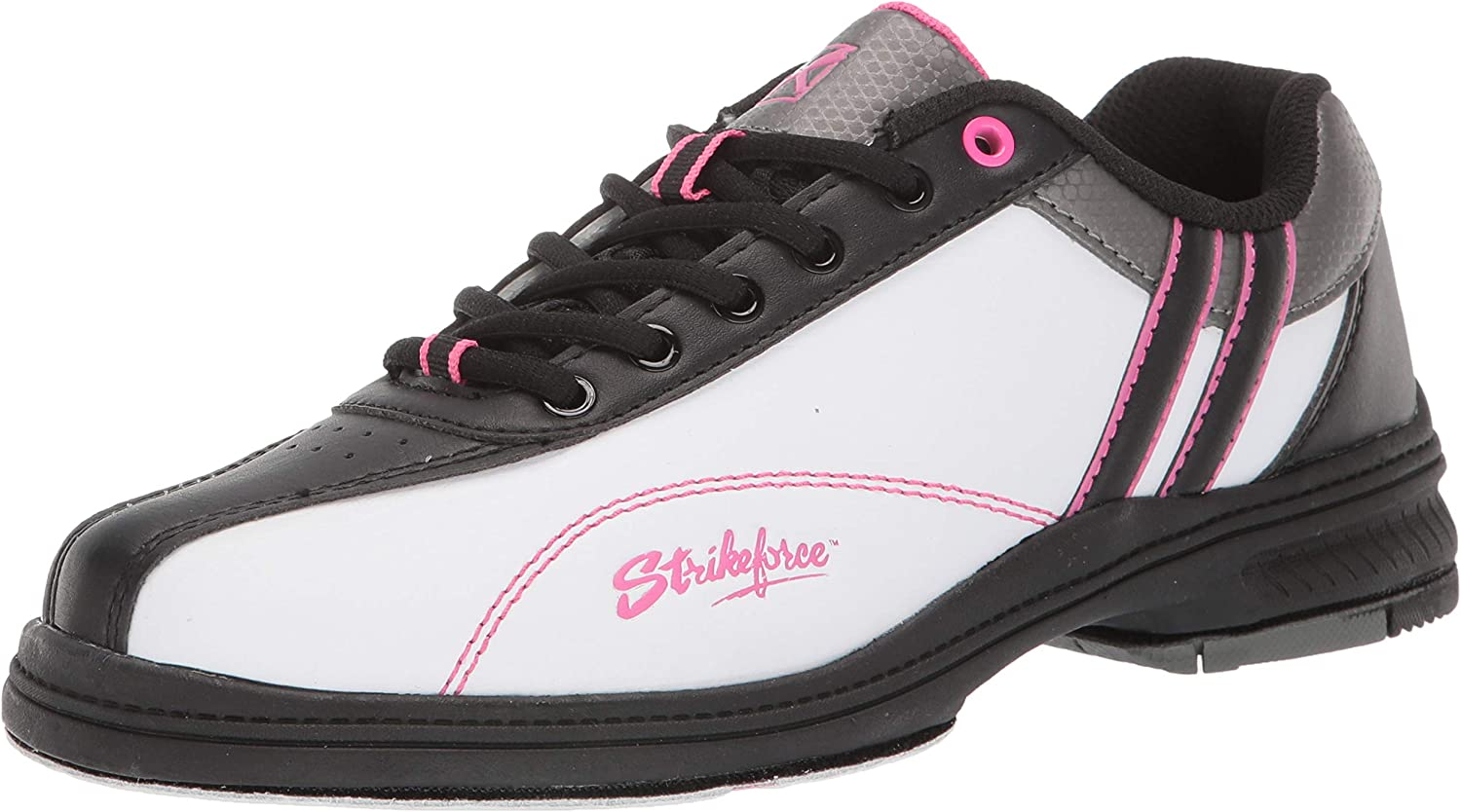 KR Strikeforce Ladies Starr Performance Bowling Shoes- Right Hand Wide