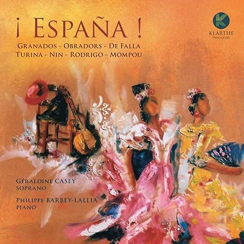 Canciones Clásicas Españolas, Vol. 2 & 3: II. Tres morillas