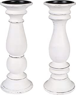 cylindrical candle holders