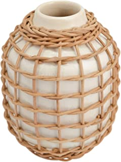 Best rattan wrapped vase Reviews