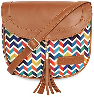Sakwoods Girls' Sling Bag