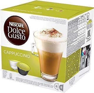 comprar comparacion NESCAFÉ Dolce Gusto Café Cappuccino, Pack de 3 x 16 Cápsulas - Total: 48 Cápsulas de Café
