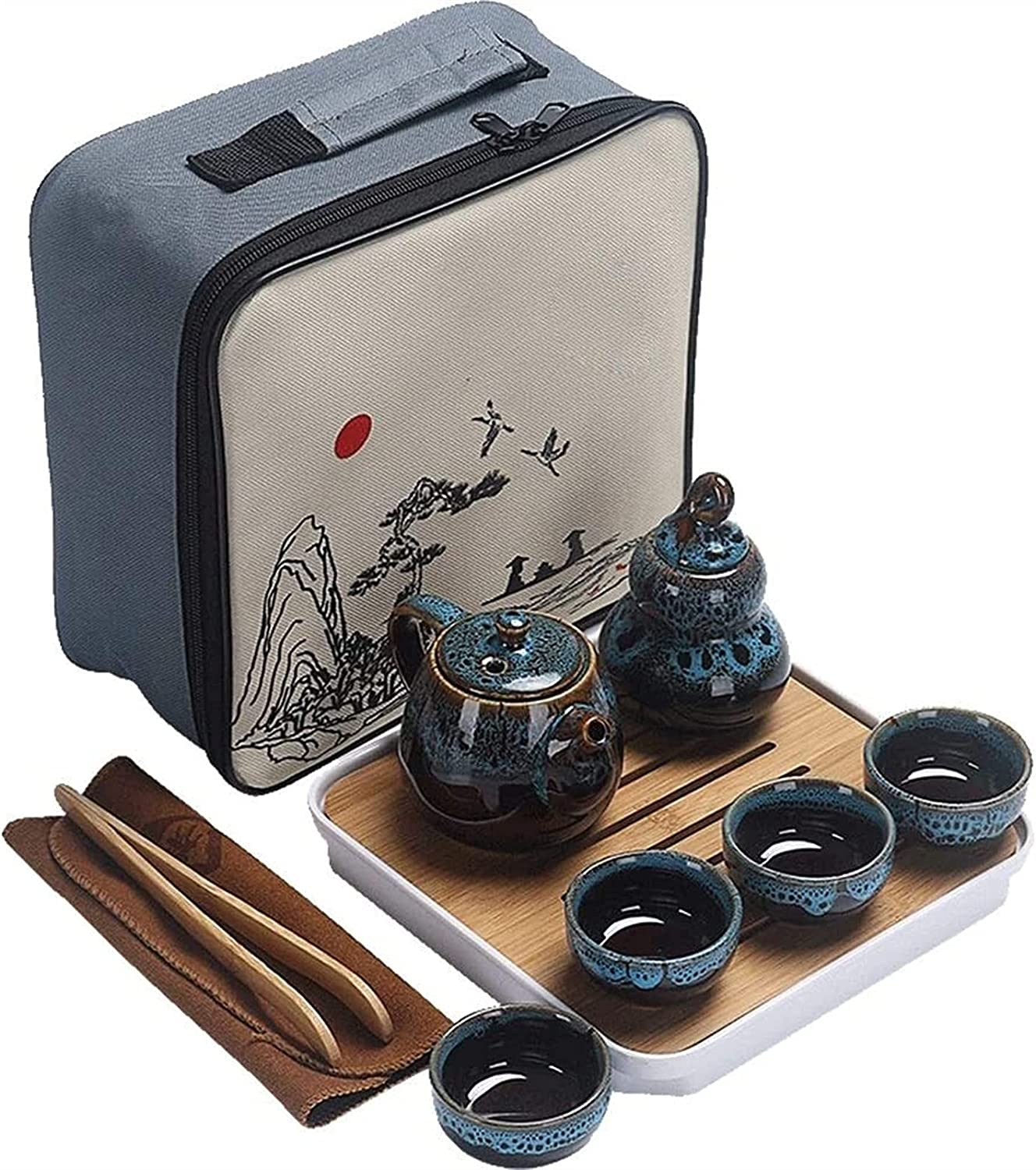 Genuine Free Shipping Exquisite Teapot The Ceramic Kiln Outdoor Inexpensive a Min Becomes Portable