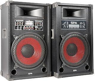 Skytec SPA1200R - Kit bafles karaoke