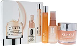 Clinique Moisture Surge Set 75ml All About Eyes Serum 15ml