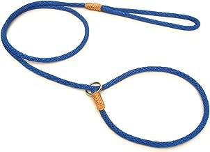 Alvalley Nylon Slip Lead for Dogs 6mm X 123cm or 1/4in X 4ft