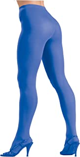 Women's Plus-Size Novelty Solid Color Queen Tights
