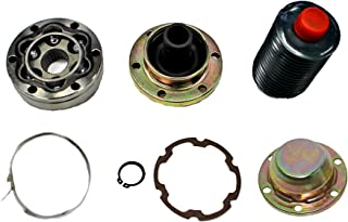 Detroit Axle - REAR CV JOINT Repair Kit for Rear Position on Front Drive Shaft Fits 97-05 Ford Explorer 4X4 - [98-11 Ford Ranger 4X4] - 98-05 Mercury Mountaineer 4X4 - [98-09 Mazda B4000 4X4]