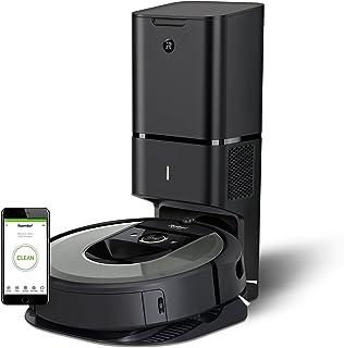 【セット割対象商品】ルンバ i7+ アイロボット ロボット掃除機 自動ゴミ収集 水洗いできるダストボックス wifi対応 スマートマッピング 自動充電・運転再開 吸引力 カーペット 畳 i755060 【Alexa対応】