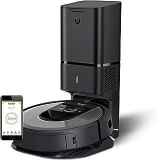 ルンバi7+ アイロボット 最新 ロボット掃除機 自動ゴミ収集 水洗いできるダストボックス wifi対応 スマートマッピング 自動充電・運転再開 吸引力 カーペット 畳 i755060 【Alexa対応】