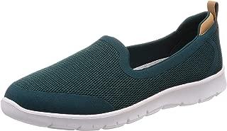 Clarks Women's Step Allena Lo Teal Sneakers