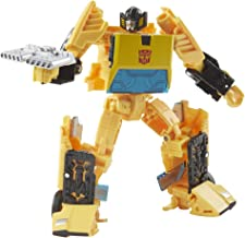 Transformers Toys Generations War for Cybertron: Earthrise Deluxe WFC-E36 Sunstreaker Action Figure - Kids Ages 8 and Up, ...