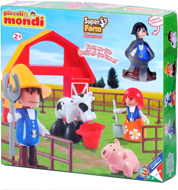 Stecker Plastwood 0528 - Supermag Super Farm Playset B001DUWVDA  Queensland   | Sale Deutschland