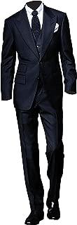 Mens Spectre James Bond Suit - Comfortable Fit 3 Piece Black Suit