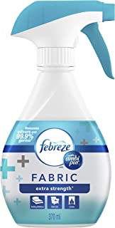 Febreze with Ambi Pur Extra Strength Fabric Refresher, 370ml