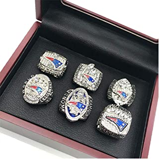 Best super bowl ring replica patriots Reviews