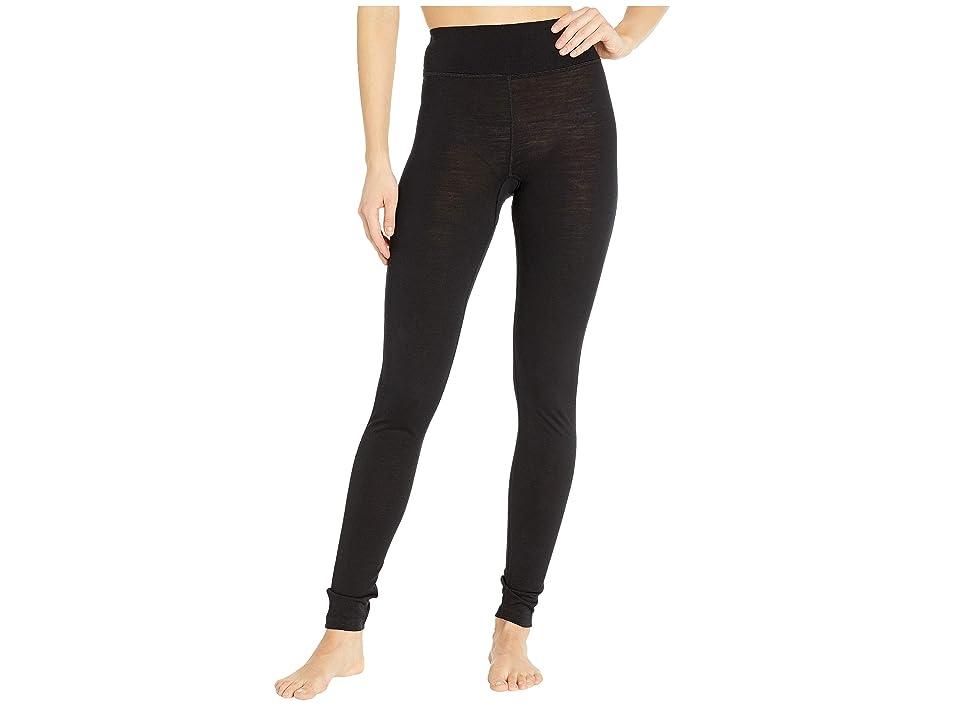 Helly Hansen Merino Mid Pants (Black) Women