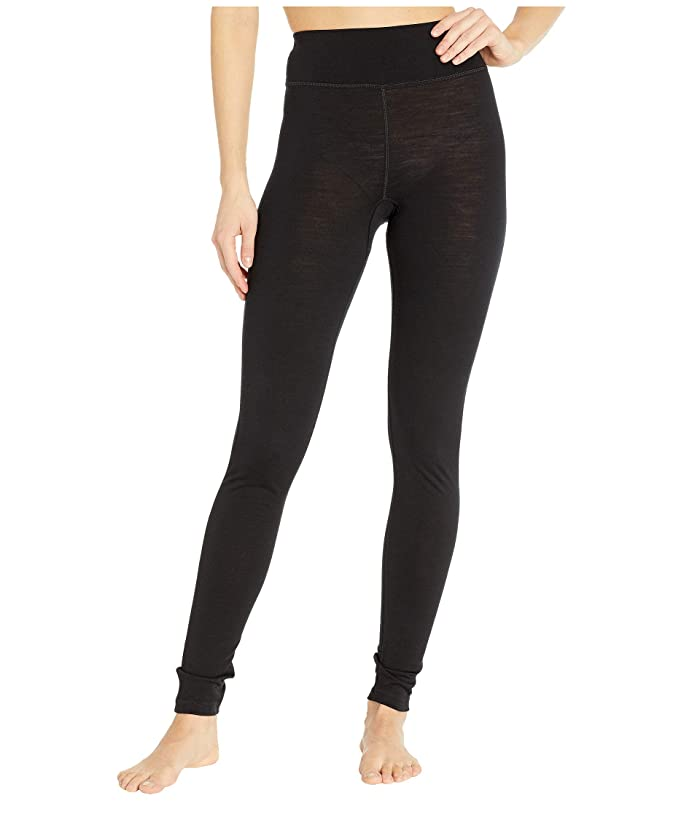 Helly Hansen Merino Mid Pants (Black) Women