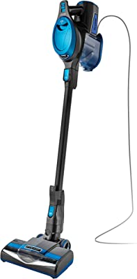 Shark HG57428C Rocket Vacuum, Gray/Blue