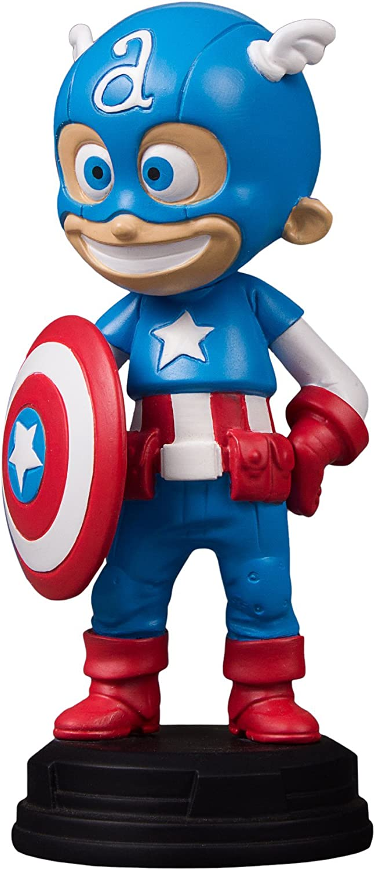 Gentle Giant 80592 Captain America Spielzeug, Full Farbe, 8 x 2 x 2.5