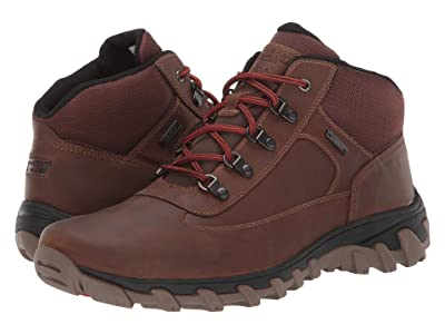 Rockport Cold Springs Plus Chukka (Bison Leather) Men
