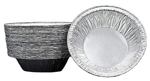 Perfect Stix - 铝箔酸平底锅 5 - 25 克拉 5 英寸(约 12.7 厘米)铝箔酸平底锅 - 25 个