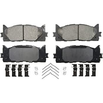 Wagner ZD1293 Ceramic Disc Brake Pad Set