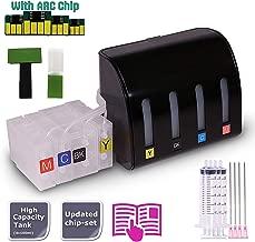 INKUTEN Empty CISS for PGI-1200/XL Maxify MB2020 Maxify MB2120 Maxify MB2320 Maxify MB2720 Printers Continuous Ink System