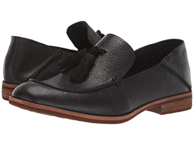 Kork-Ease Tinga (Black Full Grain Leather) Women