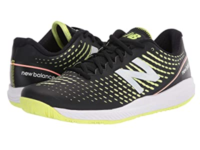 New Balance 796v2 (Black/Lemon Slush) Men