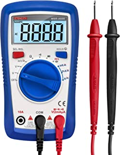 Etekcity Digital Multimeter, Auto-Ranging Voltage Tester Volt Ohm Amp Meter with..