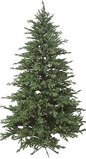 Little Green House 7349-240-600 Green Gran Aspen lP600 Christmas Tree with 600 LED Lights Garden Decor