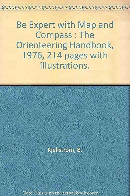 Be Expert with Map and Compass : The Orienteering Handbook, 1976, 214 pages with illustrations.