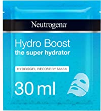 Neutrogena Face Mask Sheet, The Super Hydrator, Hydro Boost Hydrogel Recovery, 30ml