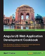 Best angularjs web application development cookbook Reviews