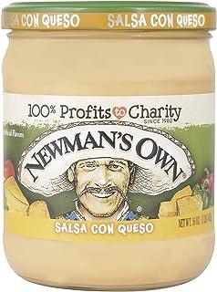 Newman'S Own Salsa Con Queso, 453 g