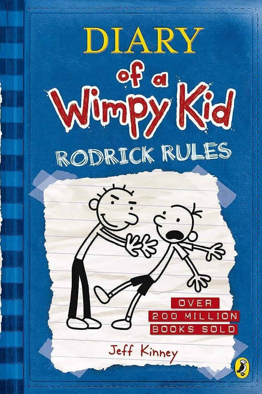 厳しいクール遠いDiary of a Wimpy Kid: Rodrick Rules (Book 2) (English Edition)
