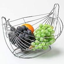 YYZZ Fruit basket, pratique fruit basket, bowl, fruit and vegetable rack storage rack, apple orange fruit basket-storage b...