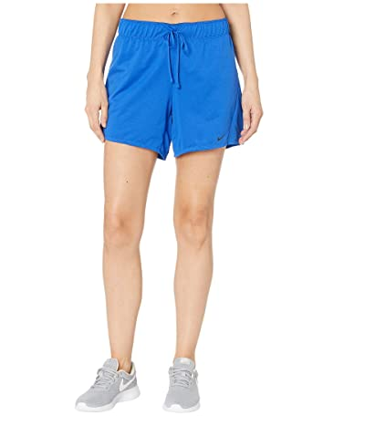 Nike Dry Shorts Attack 2.0 TR 5 (Game Royal/Black) Women